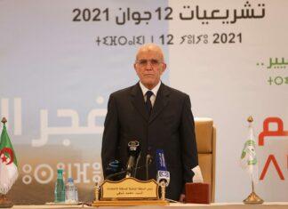 رئيس هيئة الانتخابات الجزائرية محمد شرفي